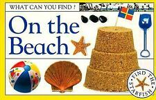 On the Beach What Can You Find? - DK Publishing - Board book