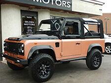 Land Rover: Defender