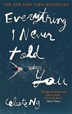 Everything I Never Told You by Celeste Ng  (Paperback - UK) - I send worldwide