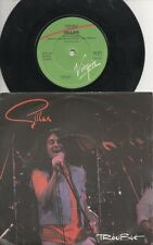 "GILLAN   DEEP PURPLE Rare 1980 UK Only 7"" OOP Virgin Rock P/C Single ""Trouble"""