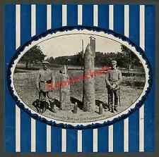 or. Fotodruck Landser Westfront Torpedo Ausbläser Militärtechnik Frankreich 1915