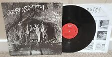 Aerosmith - Night In The Ruts LP Hard Rock Classic Stones Ex Vinyl!!