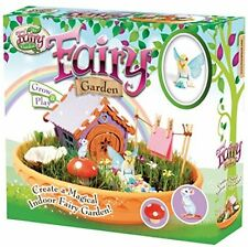 Fairy Garden House Play Toy With Accessories Fairies Interplay Gift For Girls