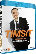 20977 // PATRICK TIMSIT THE ONE MAN STAND UP SHOW[Blu-ray]  NEUF SOUS BLISTER