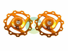 One Pair Bike Jockey Wheel Rear Derailleur Pulley For Shimano & Sram XX, XO, X9