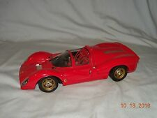 JOUEF EVOLUTION Red Ferrari 330 P4 1/18 Scale Diecast Model Car