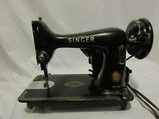 Vintage Portable Singer 99K Sewing Machine