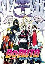 DVD Naruto The Movie : Boruto ( English Subtitle )
