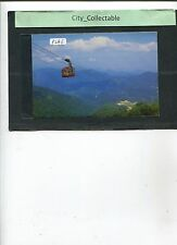 P286 # MALAYSIA USED PICTURE POST CARD * GENTING HIGHLAND RESORT & CABLE CAR