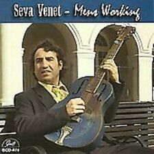 Men's Working by Seva Venet (CD, Apr-2009, GHB Records)