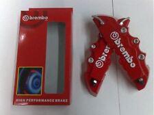 COPRI PINZE (2 PZ.) COVER FRENI BREMBO 3D ROSSE 240 mm