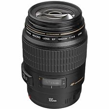 Canon 100mm F2.8 EF Macro USM Lens, In London