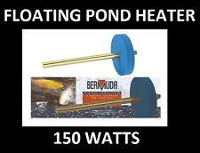 Bermuda Pond Heater 150W - Ice Preventer