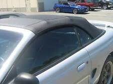 FORD MUSTANG  94-04 CONVERTIBLE TOP ONLY (WINDOW NOT INCLUDED) - CHOICE OF COLOR