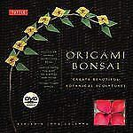 Origami Bonsai Kit: Create Beautiful Botanical Sculptures Origami Kit with Book
