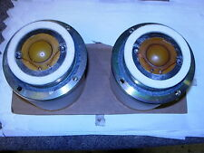 Yamaha Ja0586 tweeters, NS-1 model  dome driver speakers , Great sound !