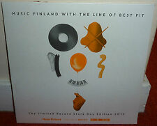 Music Finland with The Line Of Best Fit 2013