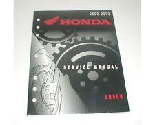 TB Honda Shop Service Manual CRF50 XR50 CRF XR 50 - BBR