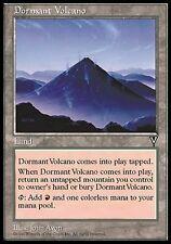 2x Vulcano Dormiente - Dormant Volcano MTG MAGIC Vi Visions Eng/Ita