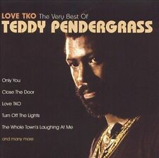 Love Tko-the Very Best of Teddy Pendergrass, Pendergrass, Teddy, Good Import