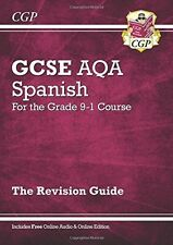 New GCSE Spanish AQA Revision Guide - For The Grade 9-1 Course (Paperback, 2016)