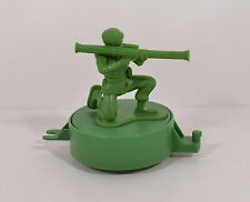 "Green Army Man Soldier 3.75"" Moving Train Car Action Figure Disney Toy Story"