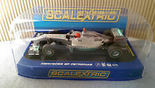 Scalextric 1/32 C3263 Mercedes GP Petronas 2012 Michael Schumacher No.7 NEW