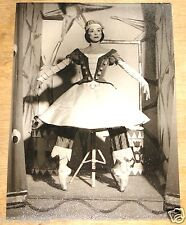MARGOT FONTEYN RARE VINTAGE HOUSTON ROGERS ORIGINAL BALLET POSTCARD PHOTOGRAPH