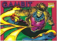 1994 GAMBIT 2nd Edition  CRUNCH N' MUNCH food premium card : Marvel Promo card