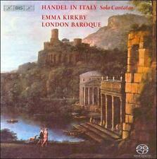 Handel in Italy-Solo Cant, New Music