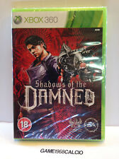 SHADOWS OF THE DAMNED (XBOX 360) NUOVO SIGILLATO