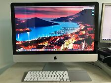 "IMAC 27"" (A1312)(MID 2011), I7 3.4GHZ ,2T HD, 20G RAM, 2G VIDEO RAM GOOD WORKING"