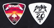 Metallica Robert Trujillo Master of Puppets Bass Guitar Pick - 2006 Tour