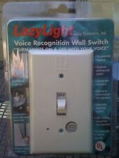 Sonovox LazyLight Voice Recognition Wall Switch FREE Shipping New NIP