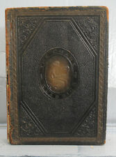 LIGHTED WINDOWS VOL 12 THE CRANE CLASSICS antique old black leather decorative