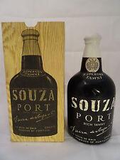 Spirituosen - Barräumung Älterer Souza Port Superior Tawny Portugal 0,75L