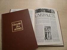 Gazette des armes Album IV relié du n° 24 au n° 29