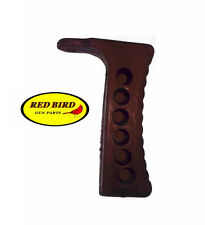 """BROWN"" MOSIN NAGANT RIFLE STOCK 1"" RECOIL BUTTPAD M44 BUTT PAD 91/30 - NEW"