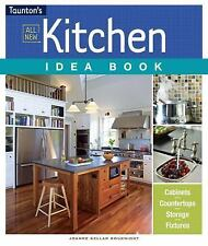 All New Kitchen Idea Book (Taunton Home Idea Books)