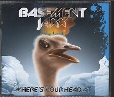 Basement Jaxx - Where's Your Head at CD (single)