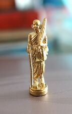 1 Pcs Phra Sivali Statue Figure Brass Sculpture Crafts Prosperity NC3