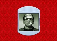 FRANKENSTEIN MONSTER CLASSIC HORROR FRIDGE MAGNETIC MEMO NOTE CHIP BAG CLIP