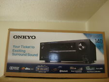Onkyo - 700W 5.1-Ch. 4K Ultra HD and 3D A/V Home Theater Receiver TX-SR353