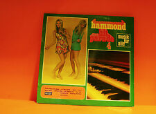 HAMMOND HIT PARADE 4 - MUSIK FUR ALLE GERMAN *SEXY CHEESECAKE* LP VINYL -K