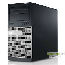 Dell OptiPlex 990 MT PC Intel Quad Core i7 4x 3,4 GHz 8 GB RAM 1 TB HDD Win 10