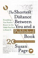 Shortest Distance Between You and a Published Book-ExLibrary