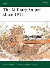 Elite: The Military Sniper since 1914 68 by Martin Pegler (2001, Paperback)