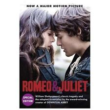 Romeo and Juliet by William Shakespeare (2013, Paperback) Adapted Screen Play
