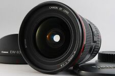 【B V.Good】 Canon EF 16-35mm f/2.8 L USM Wide Angle AF Lens w/Hood JAPAN #2524