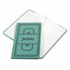 Boorum & Pease Record/Account Book Journal Rule Blue 150 Pages New